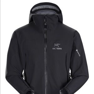 Arc'teryx Zeta AR Gore Tex Shell 3xl Black